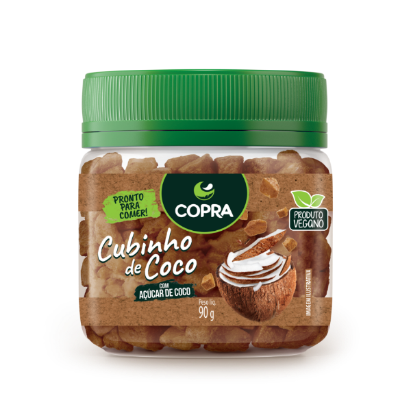 CUBINHO DE COCO COPRA