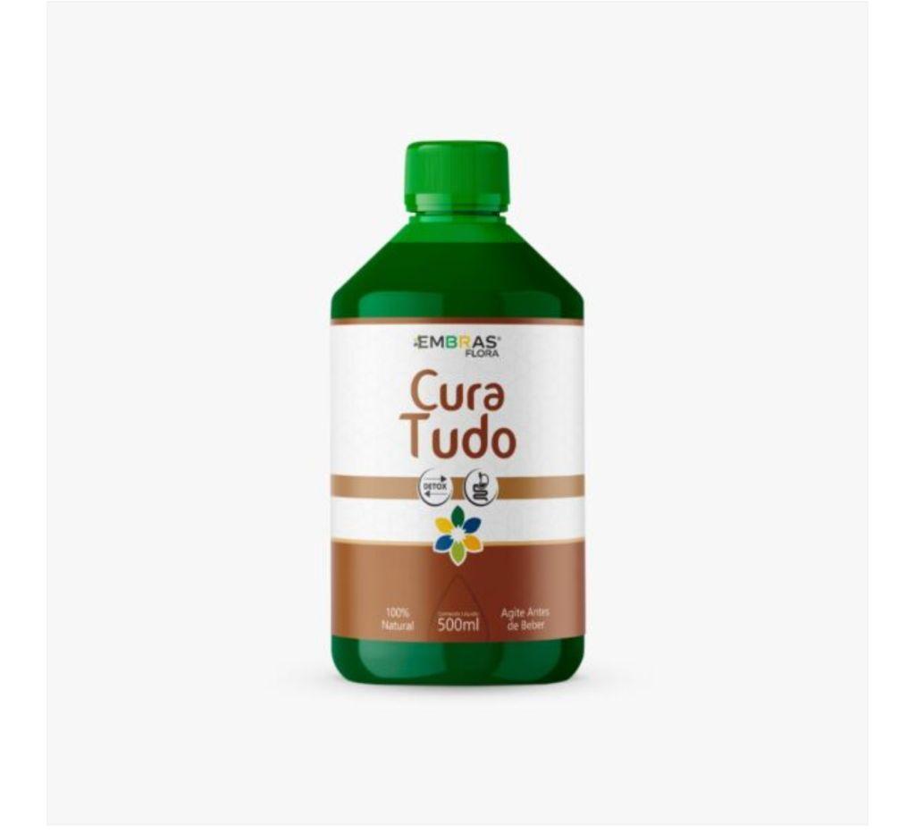 CURA TUDO 500ML - EMBRASFLORA