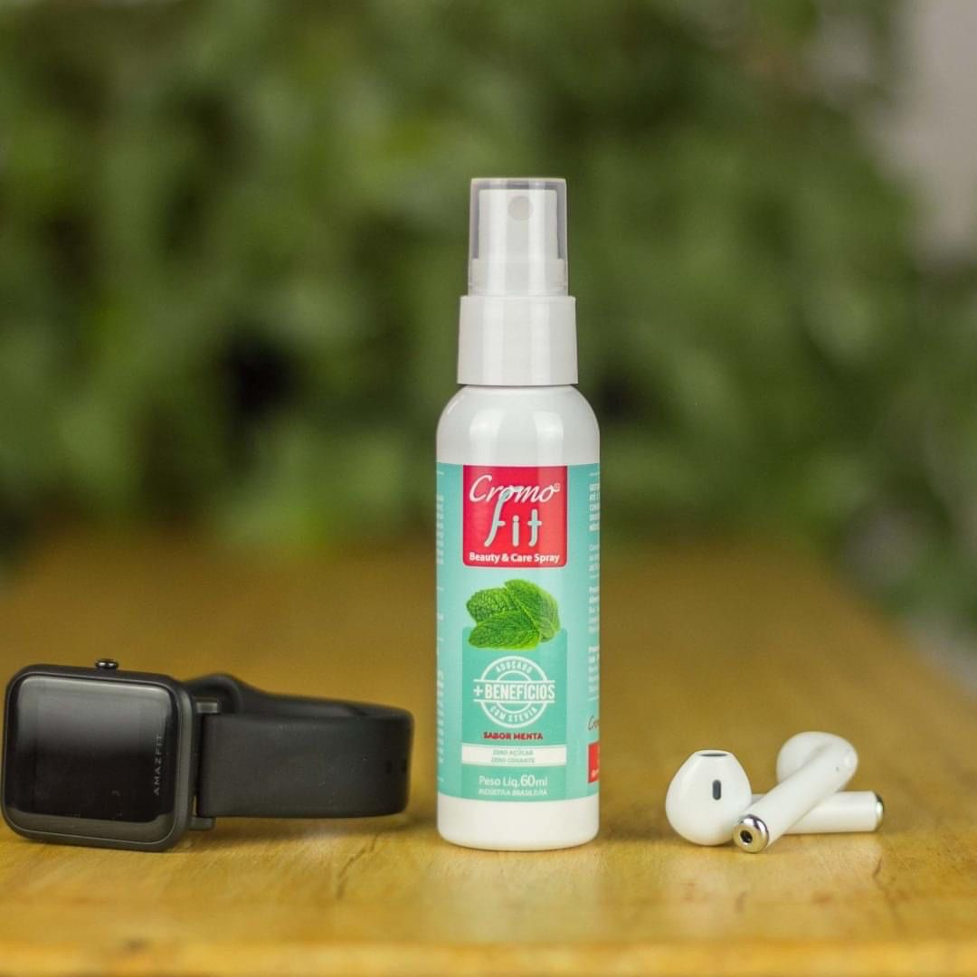 FLORAL FIT SPRAY (BEAUTY & CARE) SABOR MENTA 60ML - CROMO FIT