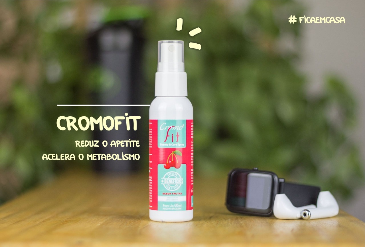 FLORAL FIT SPRAY (BEAUTY & CARE) SABOR FRUTAS 60ML - CROMO FIT