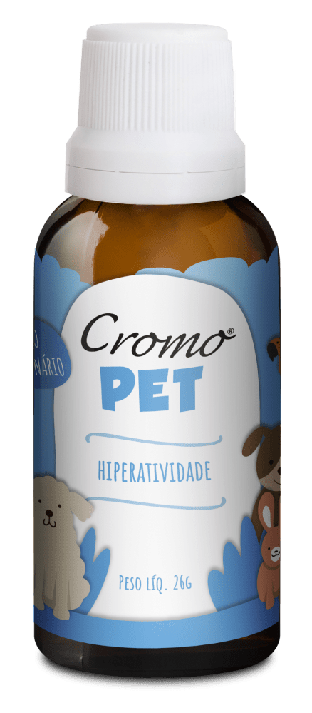 FLORAL PET - HIPERATIVIDADE