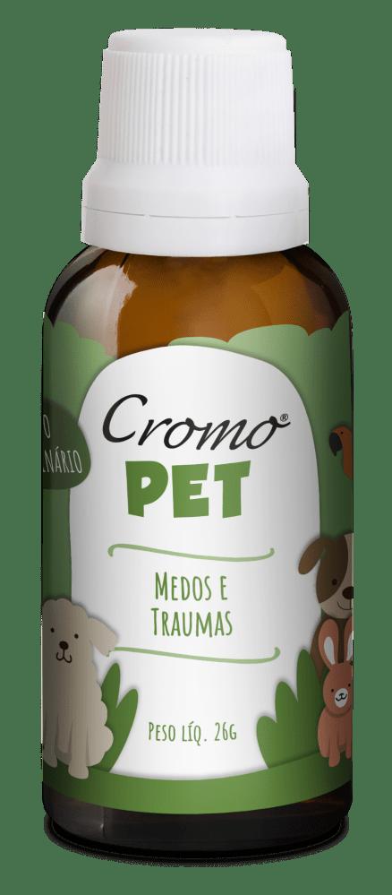 FLORAL PET - MEDOS E TRAUMAS