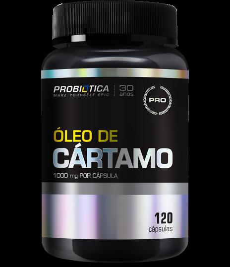 ÓLEO DE CÁRTAMO 120 CÁPSULAS - PROBIÓTICA
