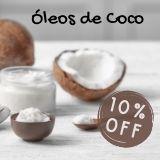 Óleo de Coco 10% OFF