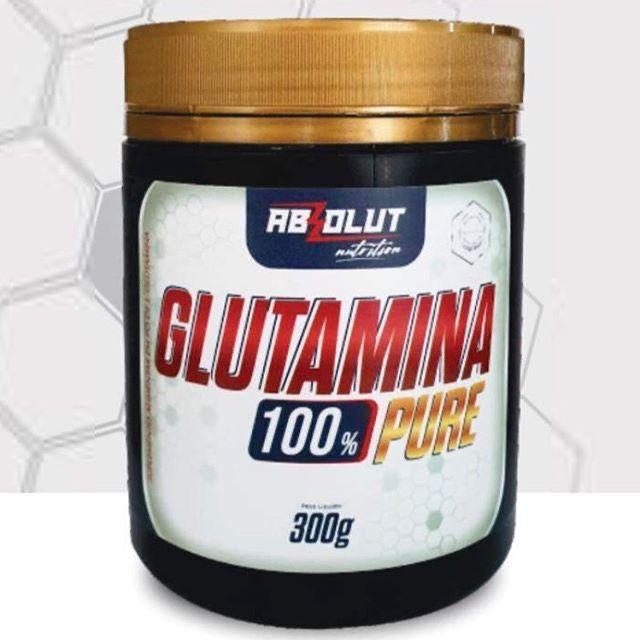 GLUTAMINA 300G - ABS NUTRITION