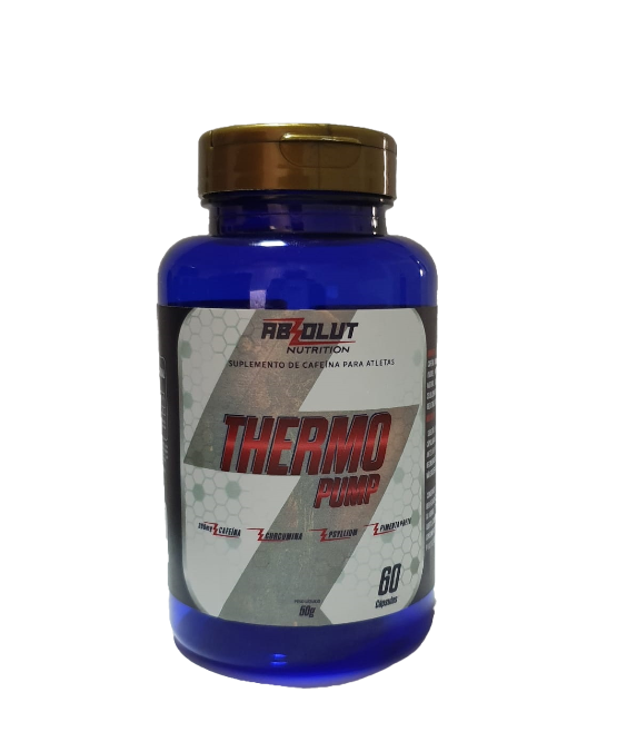 SUPLEMENTO THERMO PUMB 60 CÁPSULAS - ABS NUTRITION