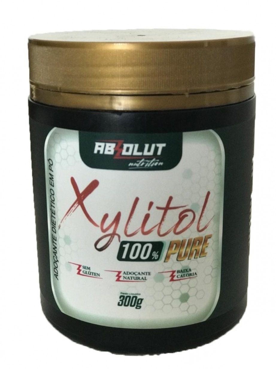 XYLITOL 100% PURE 300G - ABS NUTRITION