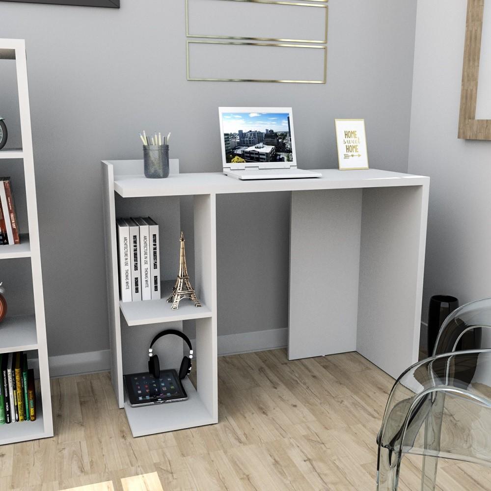 Mesa para Escritório com 2 Nichos Sense Appunto