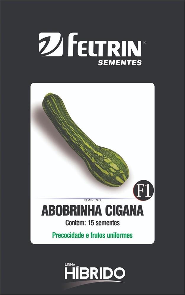 Abobrinha Cigana - contém 15 sementes