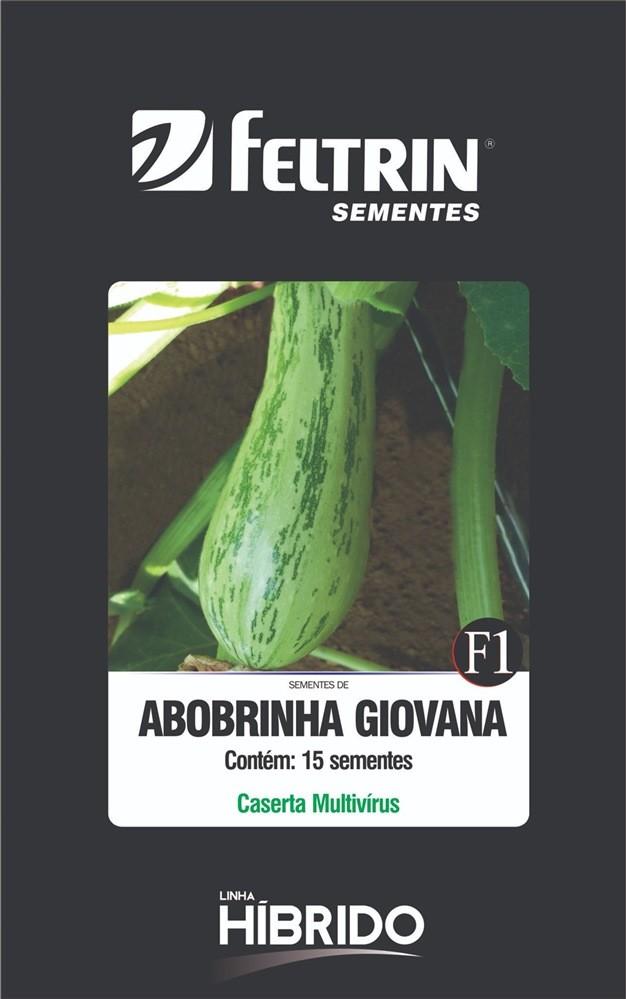 Abobrinha Giovana - contém 15 sementes