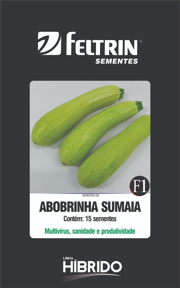 Abobrinha Sumaia - contém 15 sementes