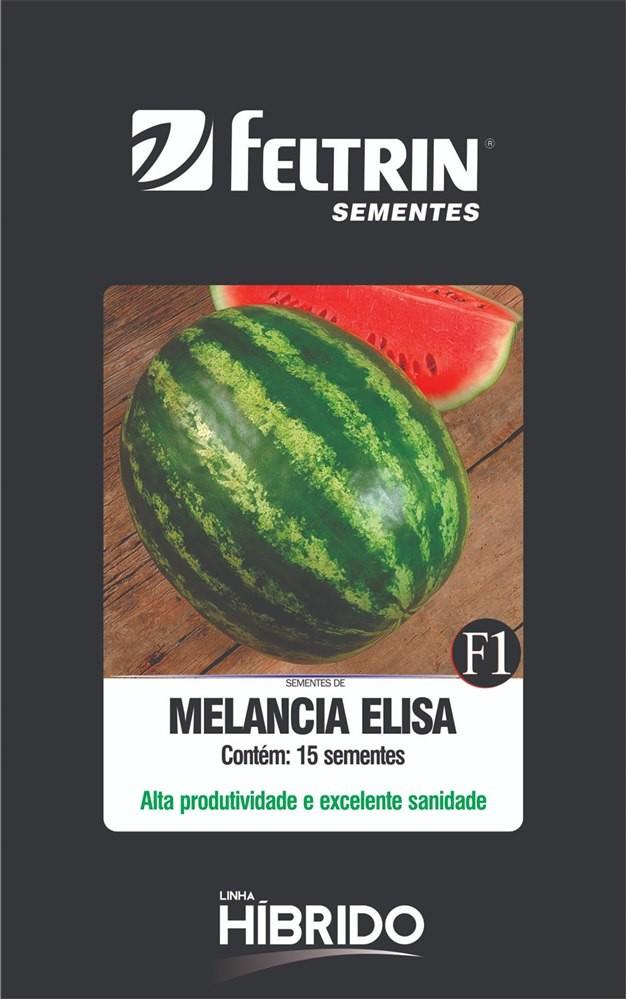 Melancia Elisa - contém 15 sementes