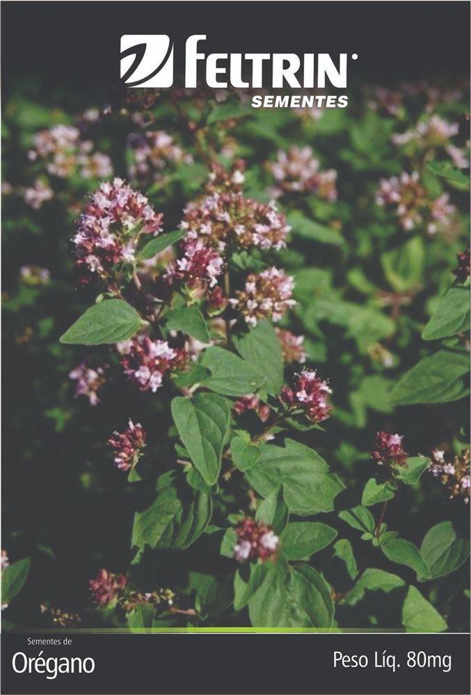 Orégano Haniel - contém 80 miligrama(s) de semente(s)