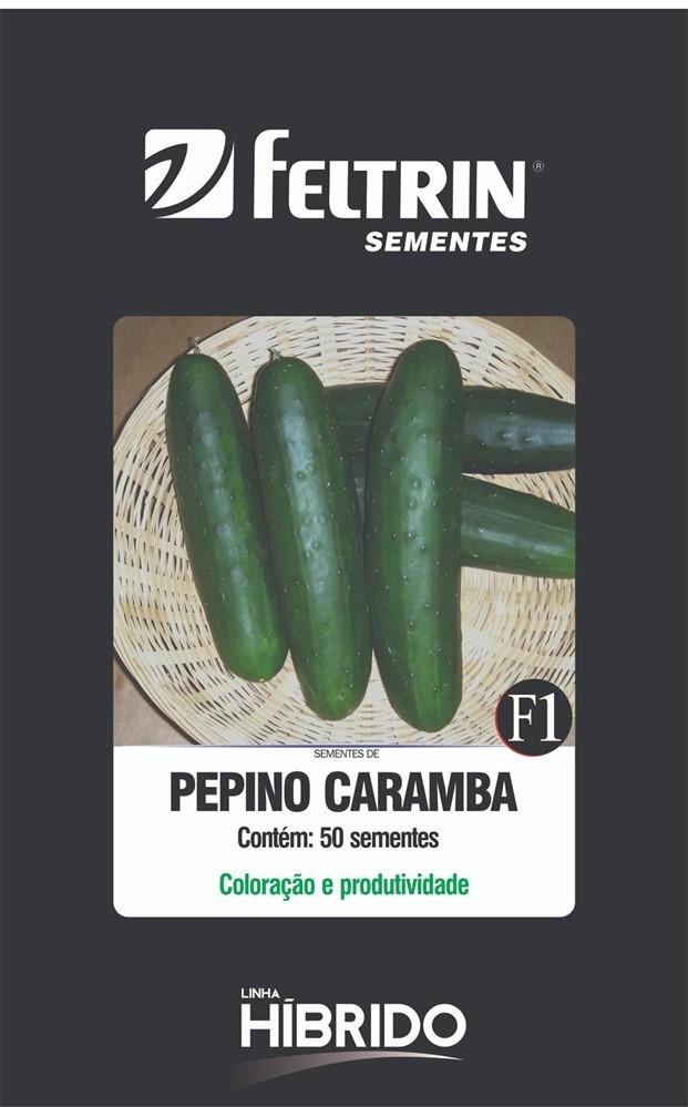 Pepino Caramba - contém 50 sementes