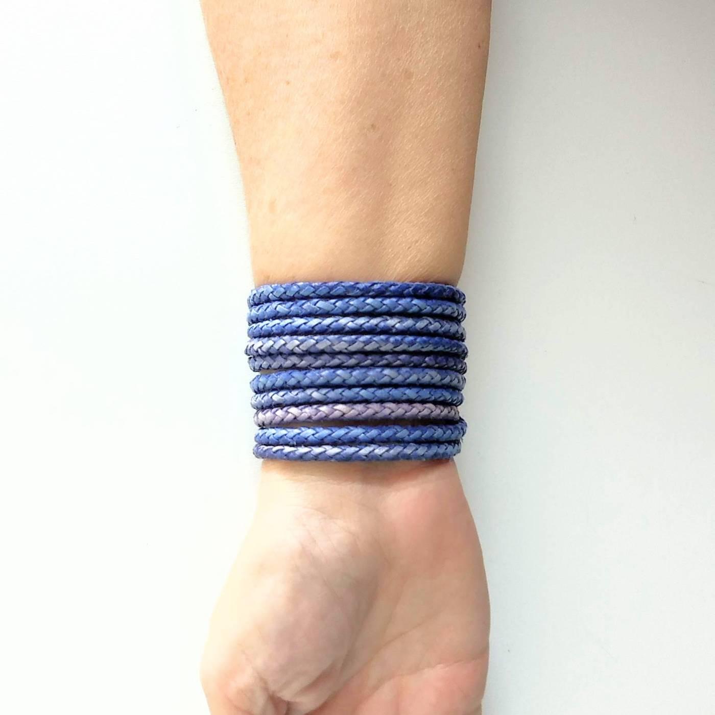 Pulseira GIULIA Azul Royal