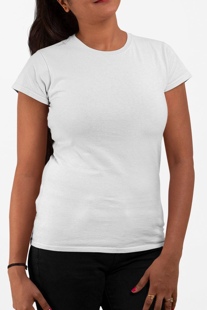 Camiseta Básica Feminina