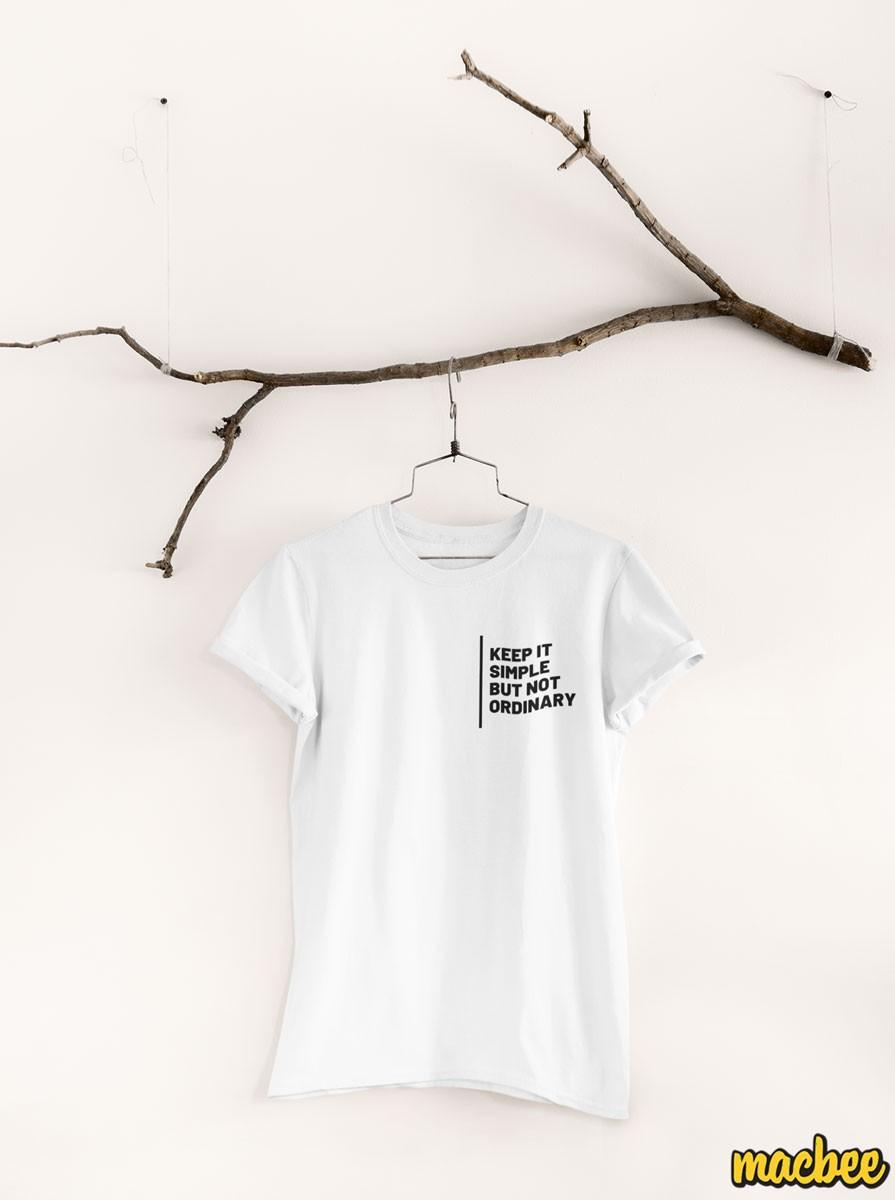 Camiseta Feminina Keep It