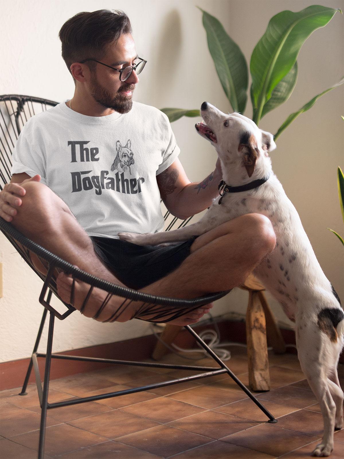 Camiseta Masculina Dogfather