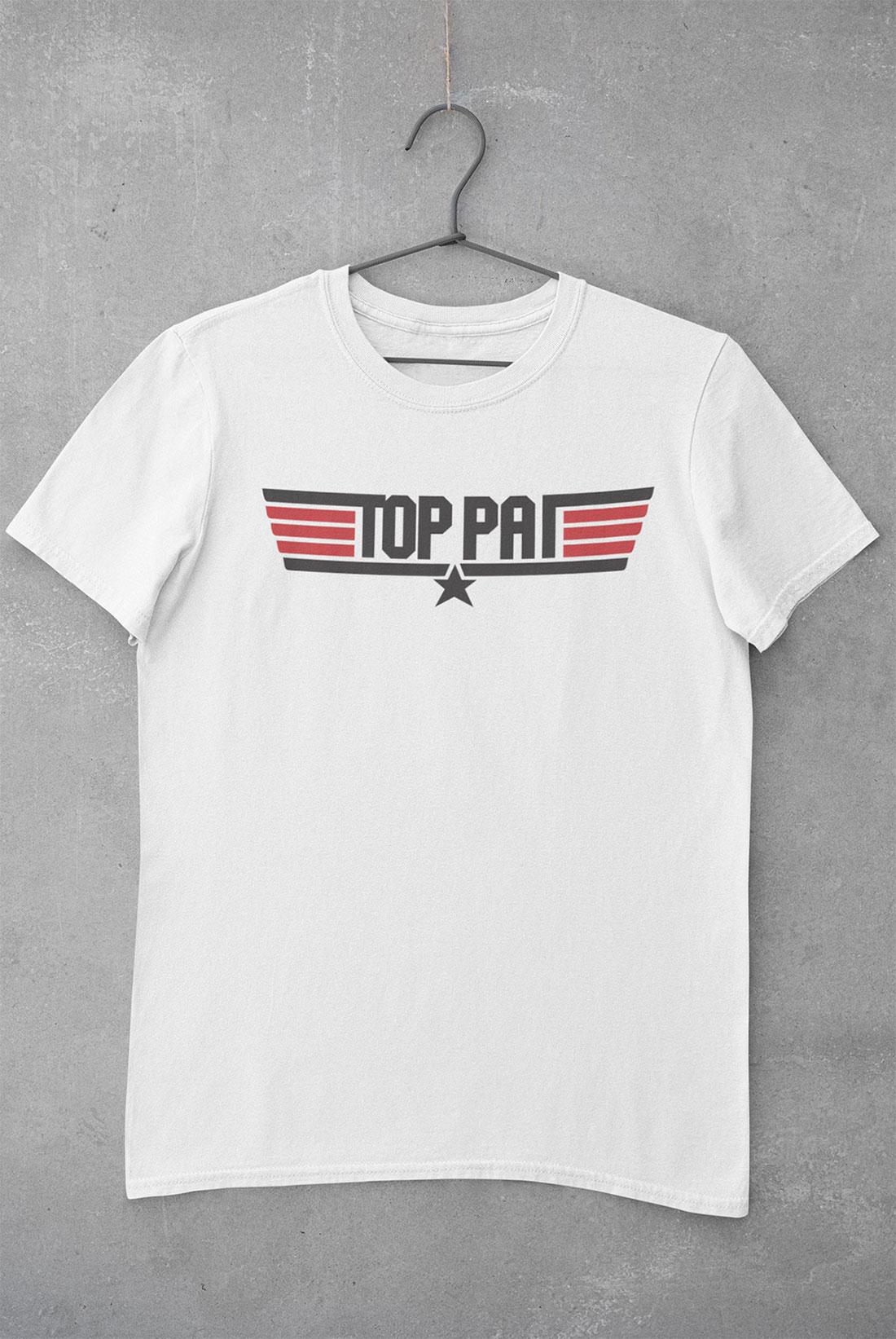 Camiseta Masculina Top Pai
