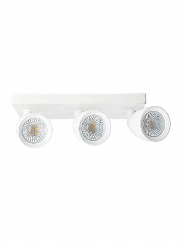 Direct - Spot led com base linear - 3x4W