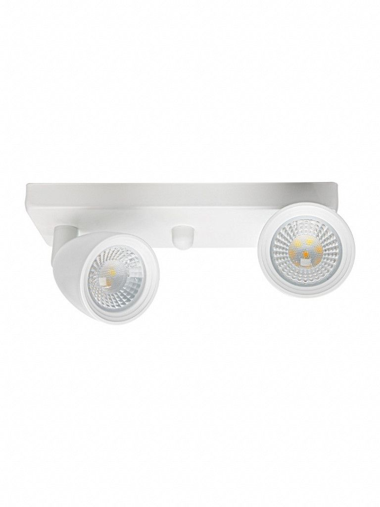 Direct - Spot led com base linear - 2x4W
