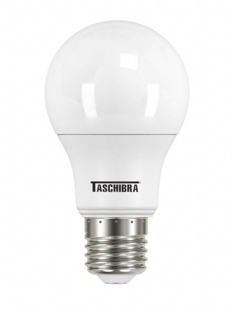 Kit 10x - Lâmpada Taschibra TKL 60 - Led - 9W - E27