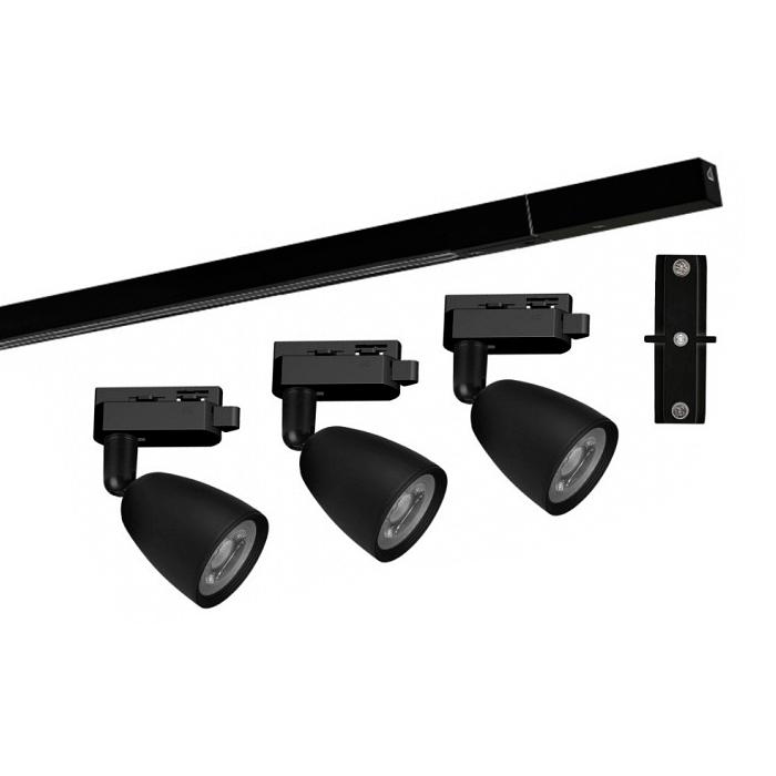 Kit Trilho Direct Taschibra 3x Spots 6W