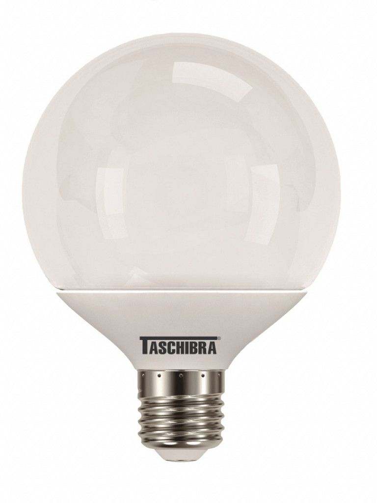 Lâmpada Taschibra Globo 100 LED - 9,5W E27