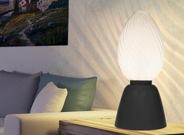 Luminária abajur Artis - Taschibra 1xE27