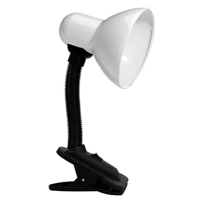 Luminária abajur de mesa TLM 05 com garra - Taschibra