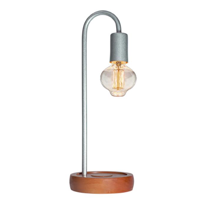 Luminária abajur Flam - Taschibr 1xE27
