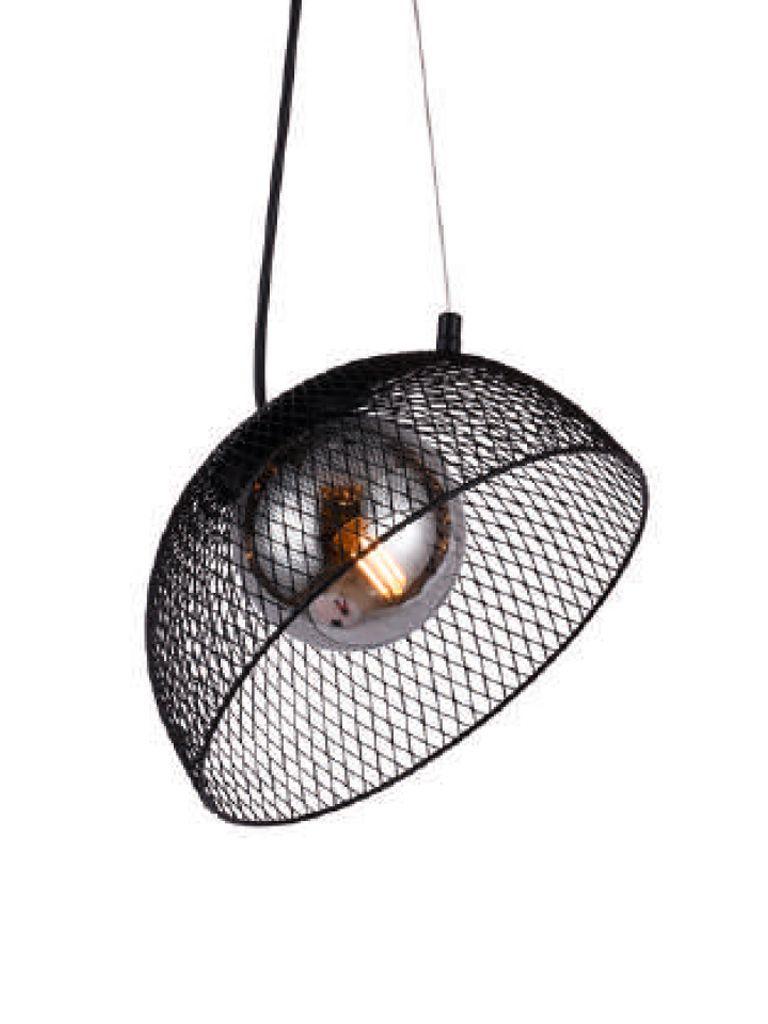 Luminária Pendente Taschibra Modelo Basket - 1xE27 Aramado