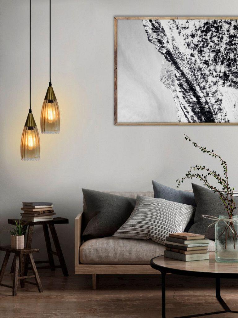 Luminária Pendente Taschibra Modelo Corcovado