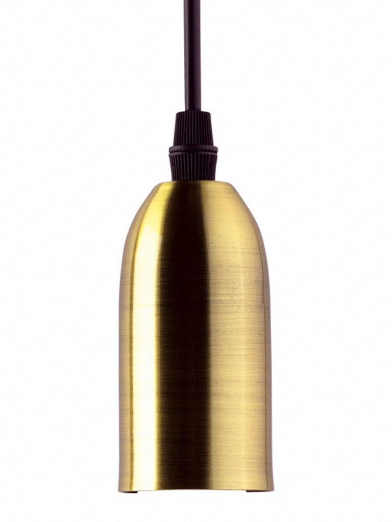 Luminária Pendente Taschibra Modelo Dot Metal Vintage