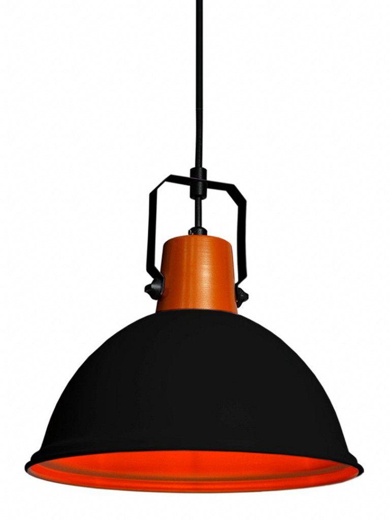 Luminária Pendente Taschibra Modelo Factory - 475mm x 420mm - G