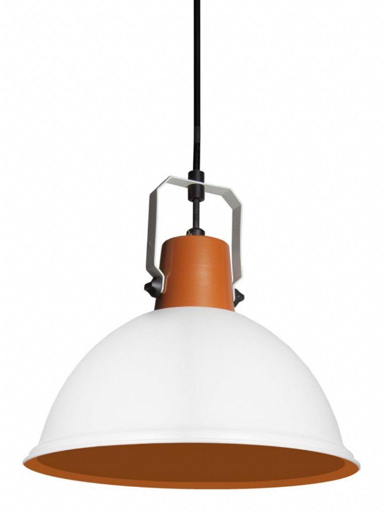 Luminária Pendente Taschibra Modelo Factory - 335mm x 375mm - M
