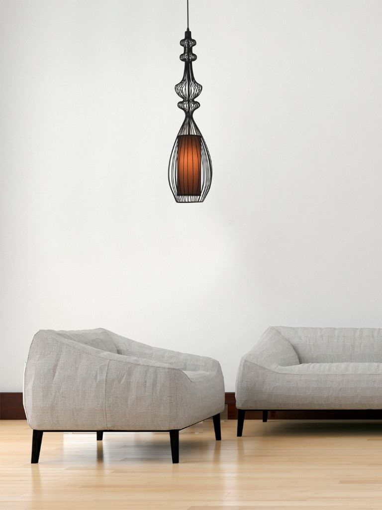 Luminária Pendente Taschibra Uni 602