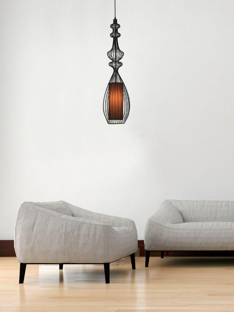 Luminária Pendente Taschibra Uni 602 Aramado