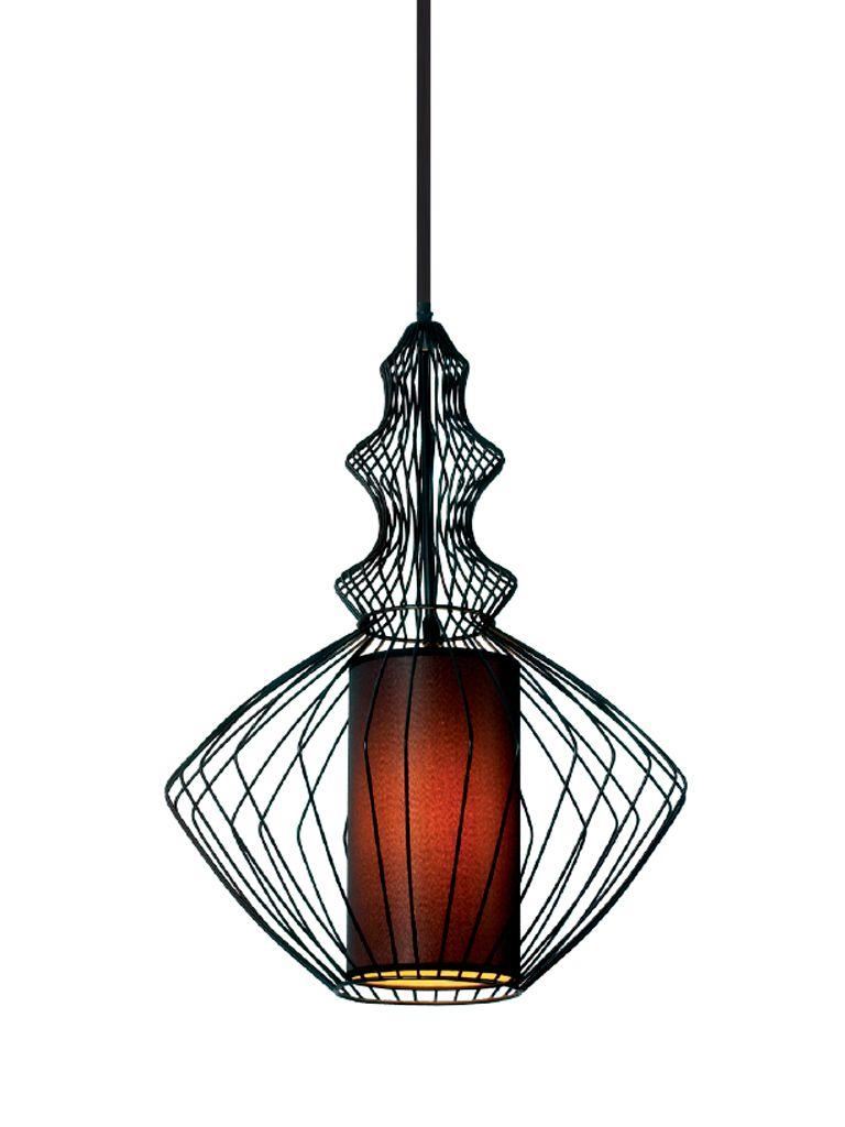Luminária Pendente Taschibra Uni 603