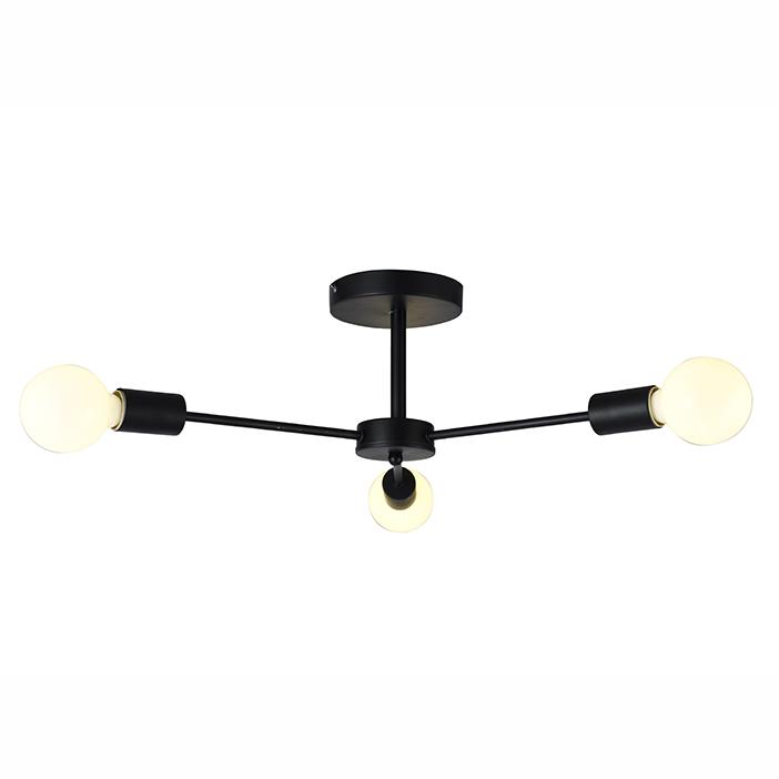 Luminária Plafon Cyber - Taschibra 3xE27