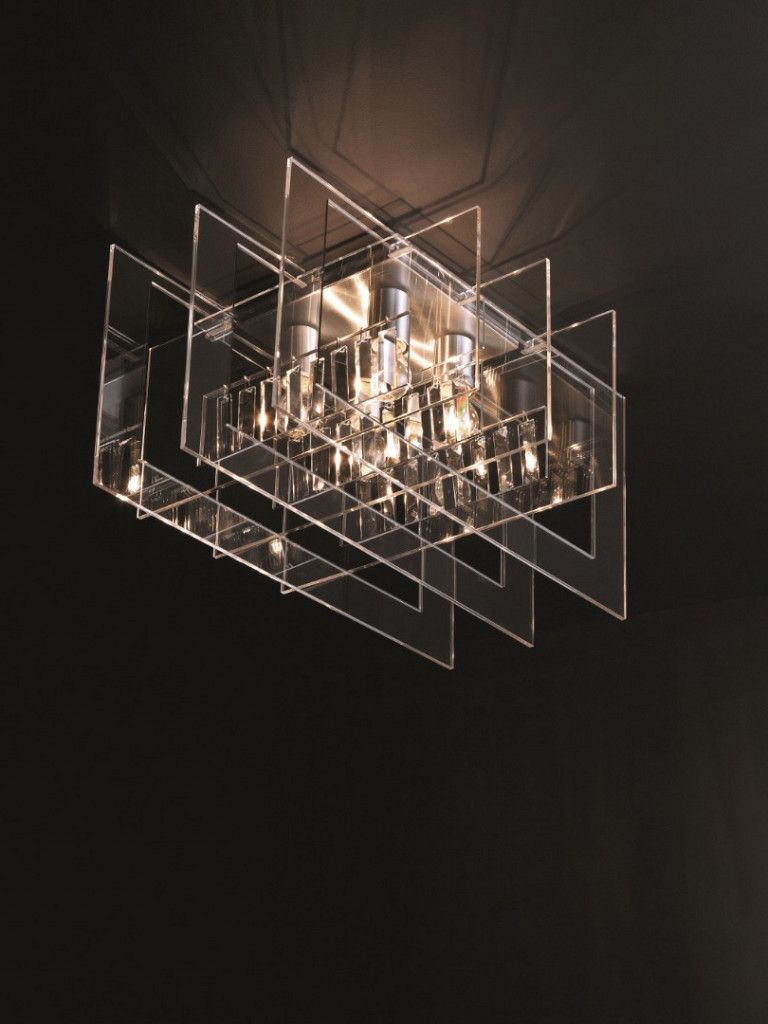 Luminária Plafon Taschibra Modelo Jamal - 4xE27