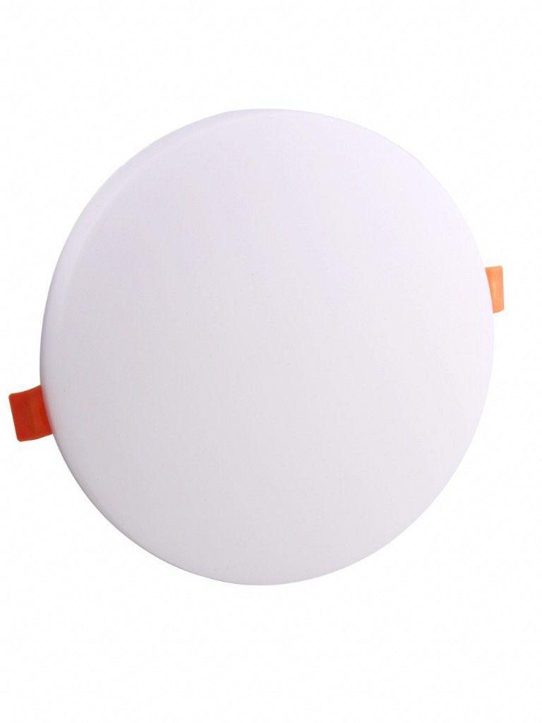 Painel Frameless 24W Led Taschibra Sobrepor ou Embutir Redondo - 170x16mm