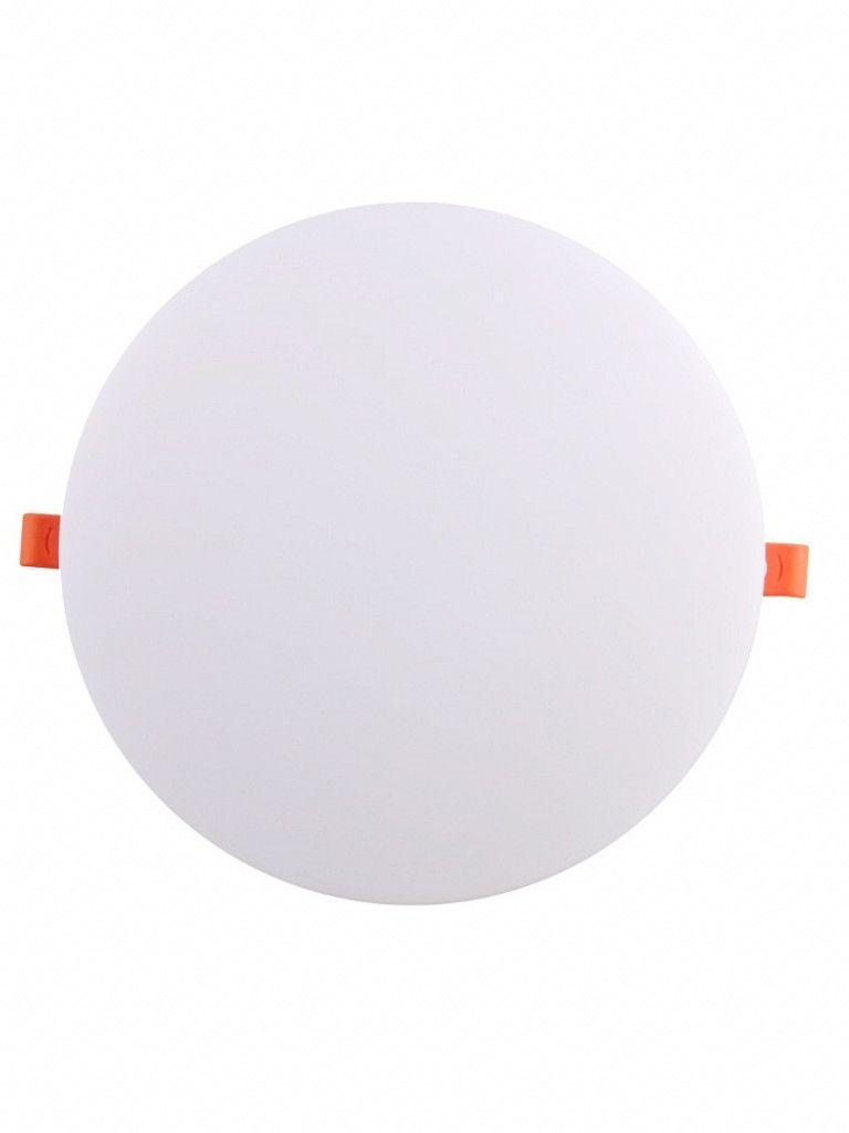 Painel Frameless 32W Led Taschibra Sobrepor ou Embutir Redondo - 220x16mm