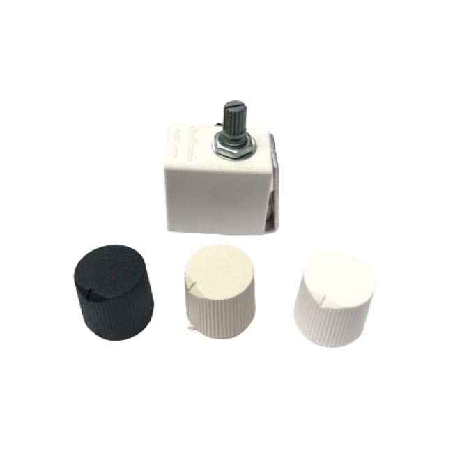 Kit completo Faça Você Mesmo sua Luminária de Mesa Abajur com Dimmer  - ZOLT luminárias