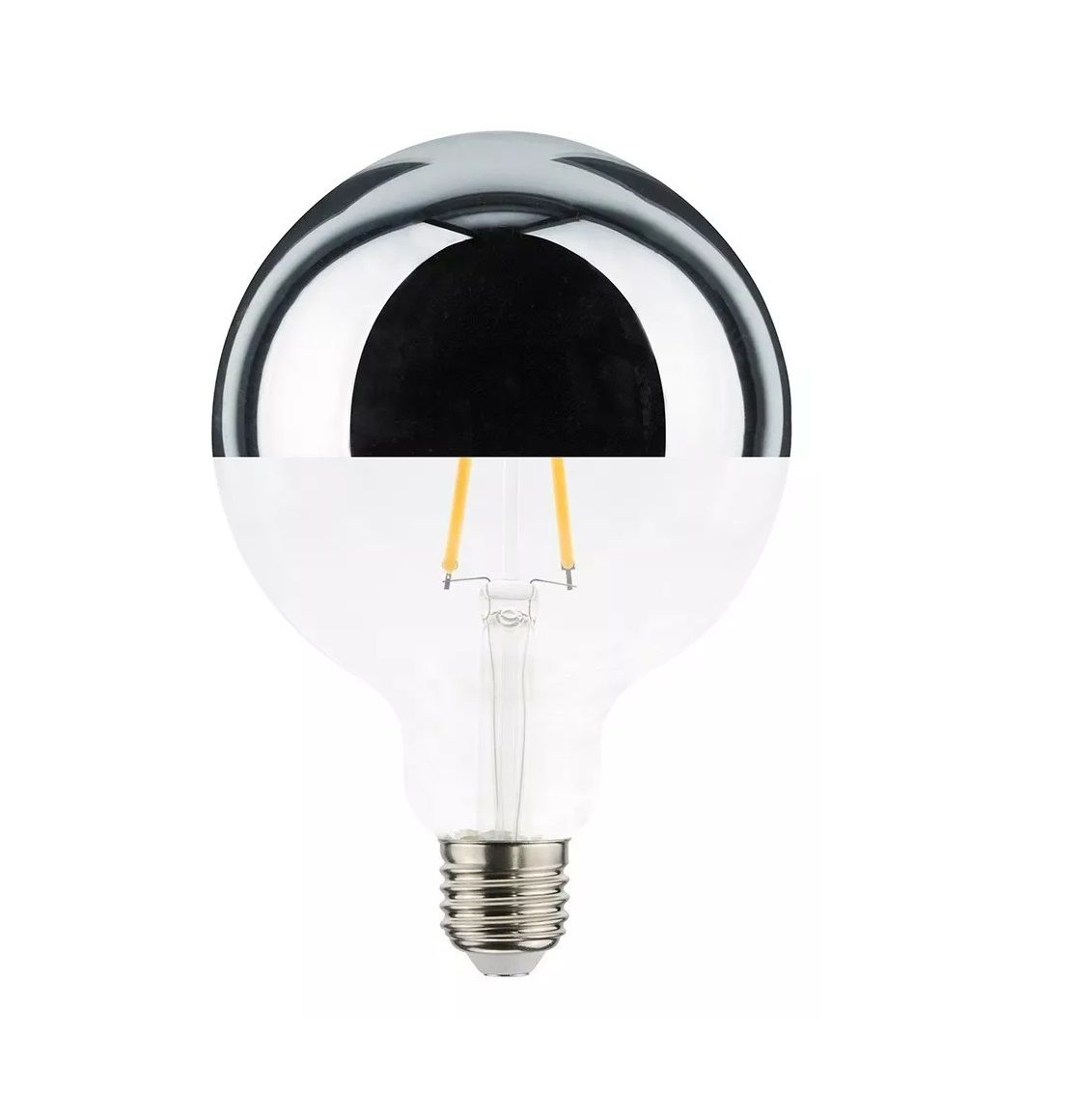 Lâmpada LED defletora G95 6w BIVOLT  - ZOLT luminárias