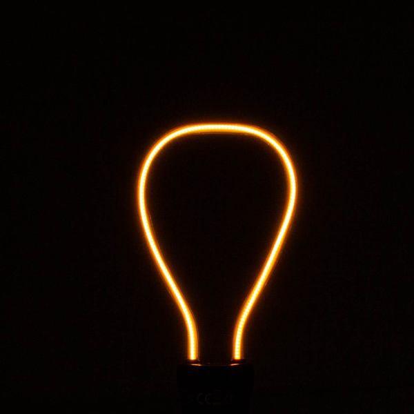 Lâmpada LED 3D Arco LED sem Vidro modelo A1 4w  - ZOLT luminárias