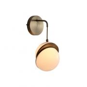 ARANDELA PLYN 1XG9(LED 5W) - DOURADO - AR1421 - STUDIOLUCE