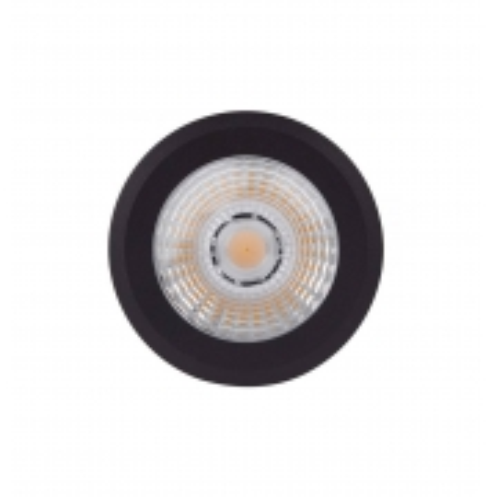 EMBUTIDO SOLO LED BRILIA 302709 REDONDO IP67 30W 2700K 12G BIVOLT Ø100X150MM - PRETO