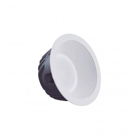 LUMINÁRIA EMBUTIR LED BRILIA 304635 DOWNLIGHT REDONDO 40W 3000K BIVOLT 255X105MM