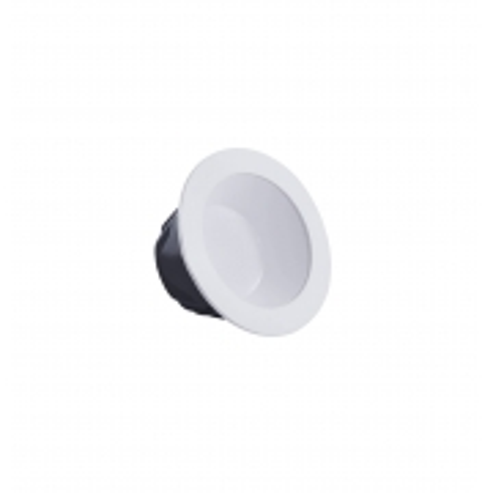 LUMINÁRIA EMBUTIR LED BRILIA 304659 DOWNLIGHT REDONDO 15W 3000K BIVOLT 136X68MM
